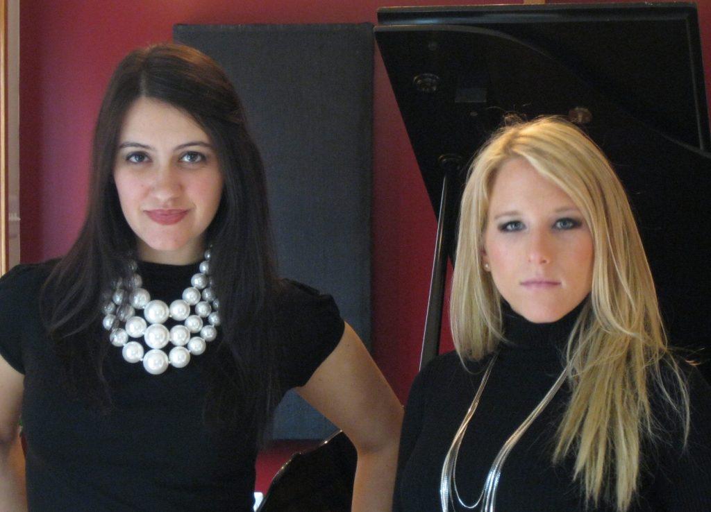 Kristin Grassi & Cristina Joy