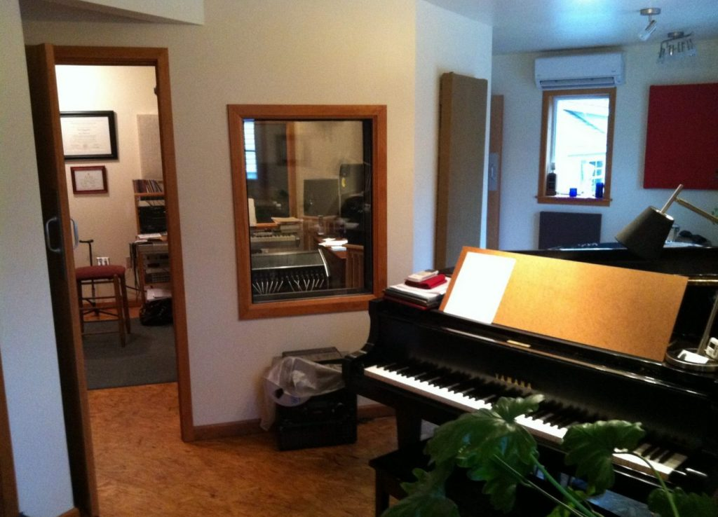 Bocage Music Publishing, LLC's Black Walnut Studios