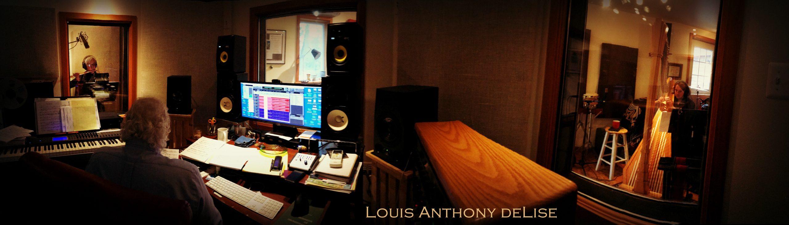 Louis Anthony deLise, DMA